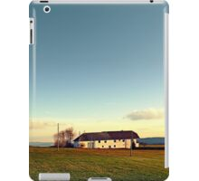 The serenity of countryside life   landscape photography iPad Case/Skin