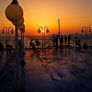 On the ship. by Kostas Pavlis