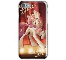 From Sweetie with Love iPhone Case/Skin