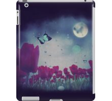 Night Tulips iPad Case/Skin