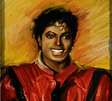 Thriller Micheal J by pp4p