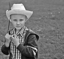 Little cowboy by Paola Svensson