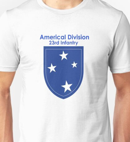 Americal Division - 23rd Infantry Unisex T-Shirt