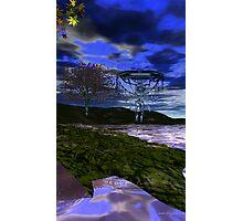 Zen Set Dreamcatcher Photographic Print