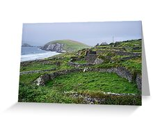 Slea Head, County Kerry Greeting Card