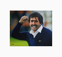 Seve Ballesteros Oil on Canvas Unisex T-Shirt