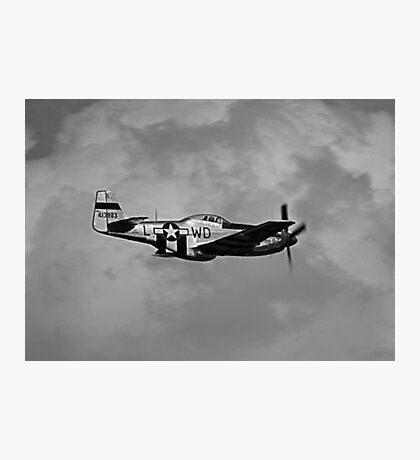 THE CADILLAC OF THE SKYS Photographic Print