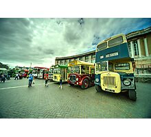 Classic Transport  Photographic Print