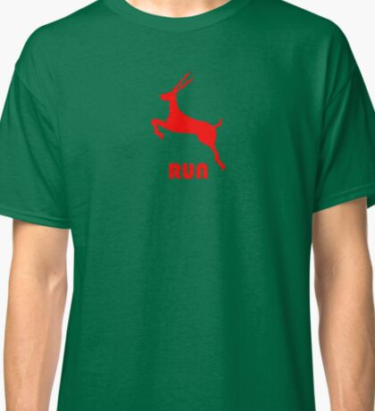 Antelope Red Classic T-Shirt