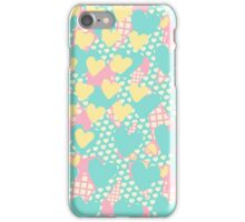 Smashed Pastel Icecreams iPhone Case/Skin