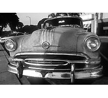 Classic Car - Oxnard, California Photographic Print