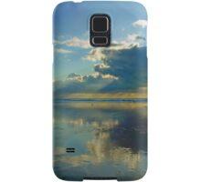 Freshwater West - Golden Light Samsung Galaxy Case/Skin