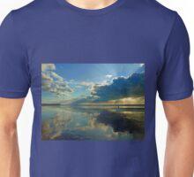 Freshwater West - Golden Light Unisex T-Shirt