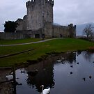 Ross Castle by Chuck Zacharias