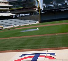New Minnesota Twins outdoor baseball stadium by kevinw