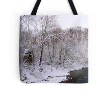 Stafford Flint Furnace Tote Bag