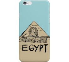 Egypt iPhone Case/Skin