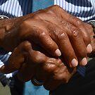 HANDS by Paul Quixote Alleyne