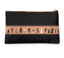 The Olympians Black Figure Studio Pouch