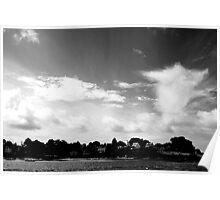 le ciel Poster