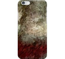 Winter Lake Impressions iPhone Case/Skin