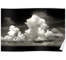 les montagnes du ciel Poster