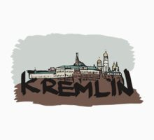 Kremlin Baby Tee