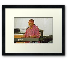 Curley Bridges Framed Print