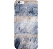 Deep in conversation iPhone Case/Skin