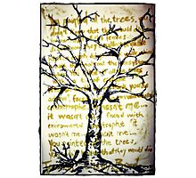Treeology Photographic Print
