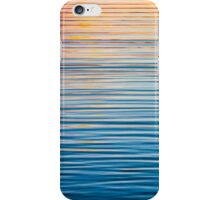 Sunrise Abstract iPhone Case/Skin