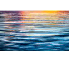 Sunrise Abstract Photographic Print