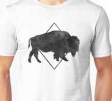 Bison & Blue Unisex T-Shirt