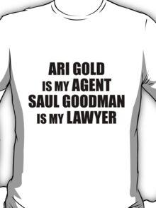 Ari and Saul drk T-Shirt