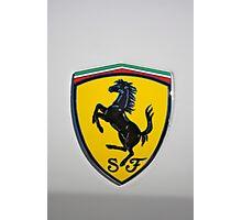 Scuderia Ferrari Photographic Print