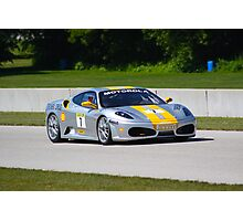 Ferrari Challenge 2009 Photographic Print