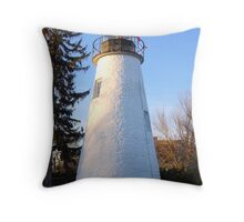 Concord Point Lighthouse_2 Throw Pillow