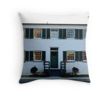 Concord Point_Lighthouse Keepers House Throw Pillow