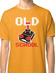 Retro Old School Gamer Classic T-Shirt