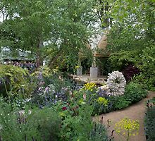 Chelsea Flower Show by Keith Larby