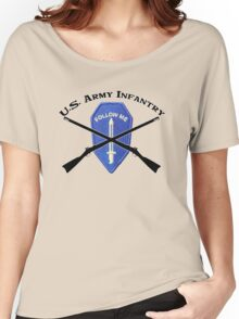 U.S. Infantry - Follow Me Women's Relaxed Fit T-Shirt