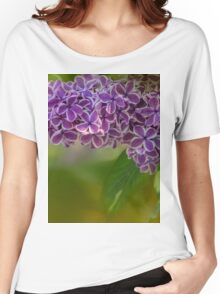 lilac blossom Women's Relaxed Fit T-Shirt