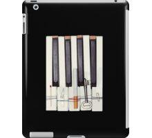 Chet Faker Thinking in Textures iPad Case/Skin