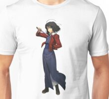 Ryougi Shiki - Kara no Kyoukai: Garden of Sinners Unisex T-Shirt