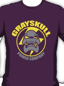 Grayskull Power Company T-Shirt