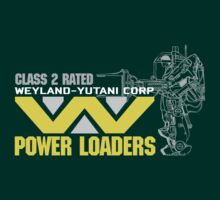 Weyland Yutani Power Loaders by McPod