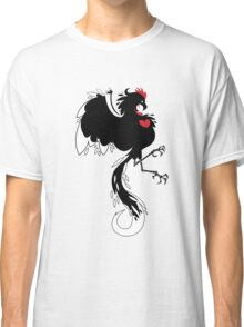 Love Cock Black Classic T-Shirt