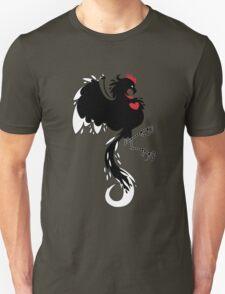 Love Cock Black T-Shirt