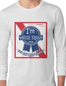 South Park PBR Satire Long Sleeve T-Shirt