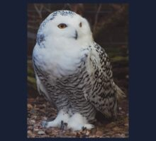 Awesome Snowy Owl Kids Clothes